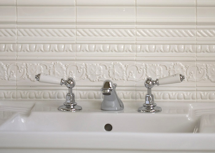 Period Embossed Victorian Tiles H Amp E Smith Ltd Hanley