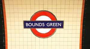 London Underground Tiles - Cream Tiles