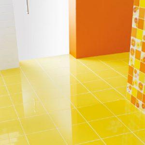 Projectglaze Solar Ceramic Tile