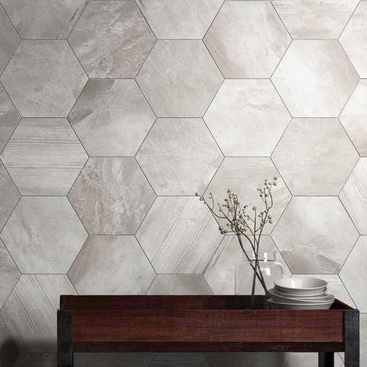 Hexagon Tiles Vari Hex Vari Brick H Amp E Smith Lts Uk