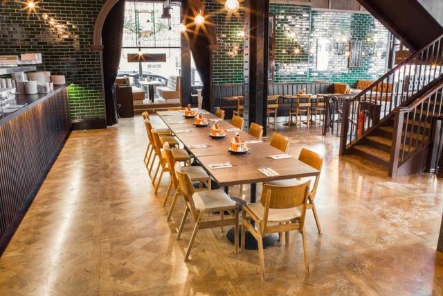 Derby St Restaurants Newcastle