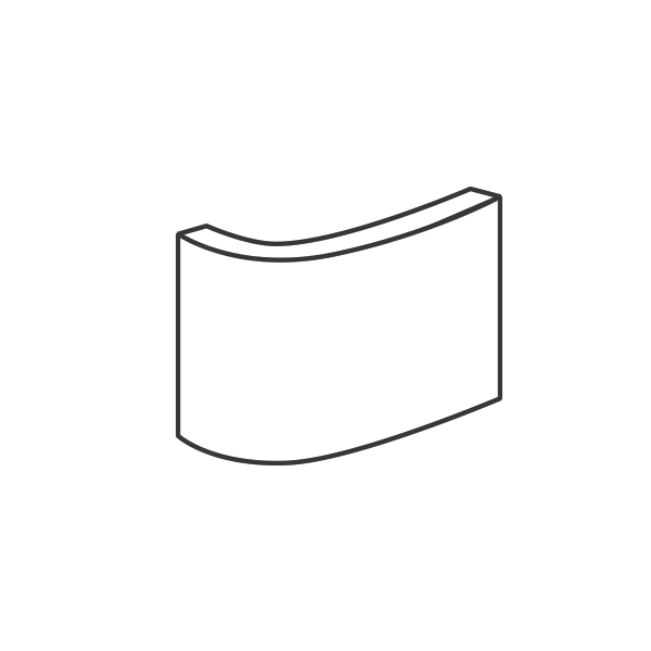 Curved Corner