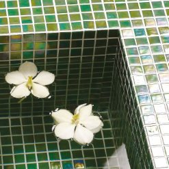Oyster Mosaic Tile