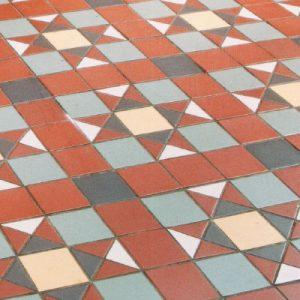 Westminster Victorian Floor Tile