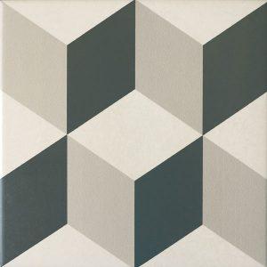 Capital Berlin Panel Encaustic Effect Tiles