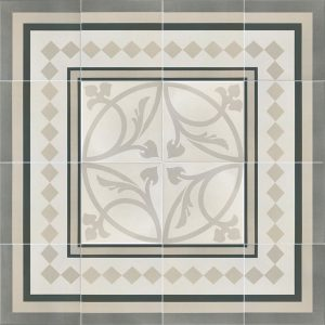 Capital Vienna Encaustic Effect Tiles