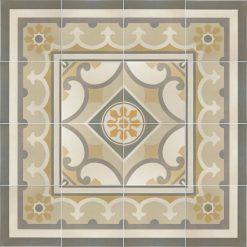 Capital Valletta Encaustic Effect Tiles