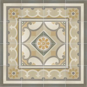Capital Valletta Encaustic Effect Tiles