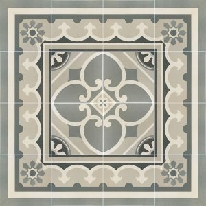 Capital Paris Encaustic Effect Tiles