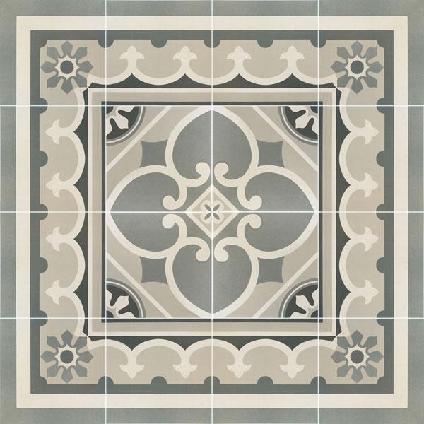 Capital Paris Encaustic Effect Tiles