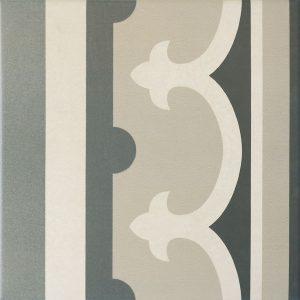 Capital Lisbon Straight Encaustic Effect Tile
