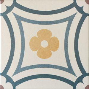 Capital Amsterdam Panel Encaustic Effect Tile
