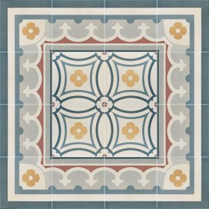 Capital Madrid Encaustic Effect Tiles