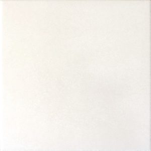 Capital White Encaustic Effect Plain Tile