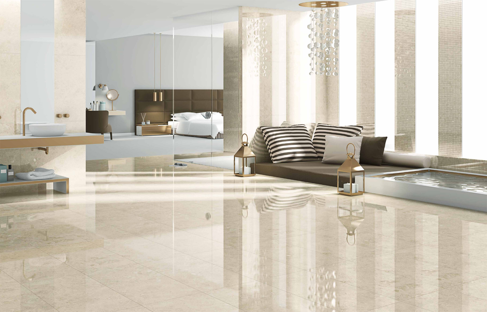 Lios Polished Porcelain Tiles | H & E Smith Ltd, Hanley ...