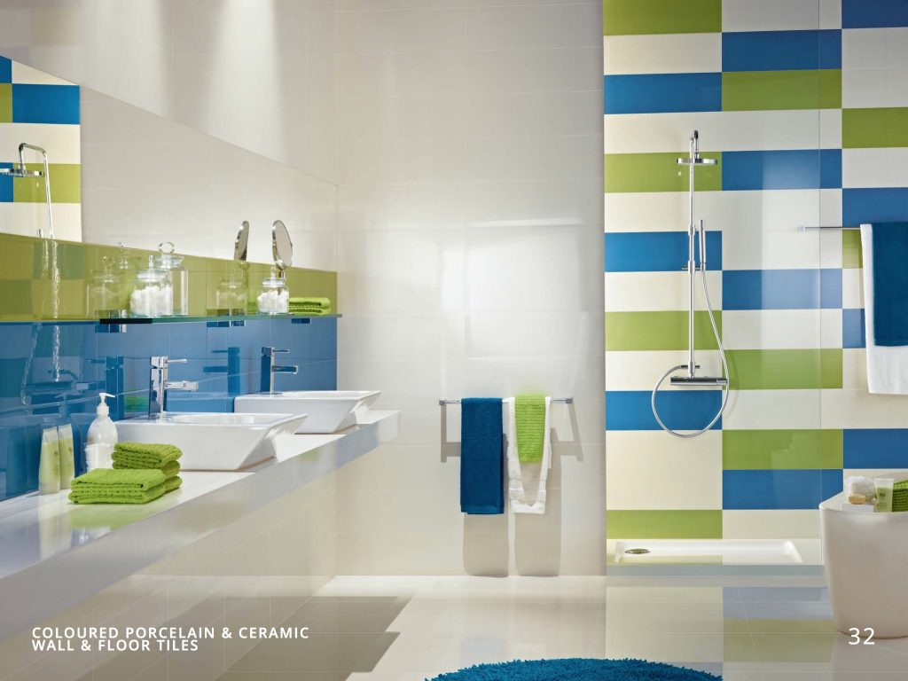 Coloured Porcelain And Ceramic Wall And Floor Tiles H E Smith Ltd