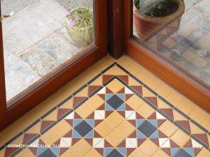 Richmond Victorian Hallway Tiles