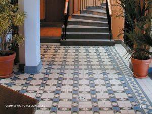 Victorian Hallway Tiles