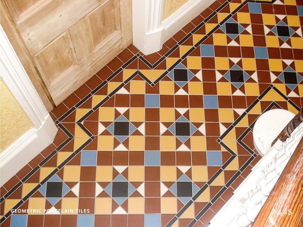 Victorian Hallway Tiles H Amp E Smith Ltd Hanley Stoke On
