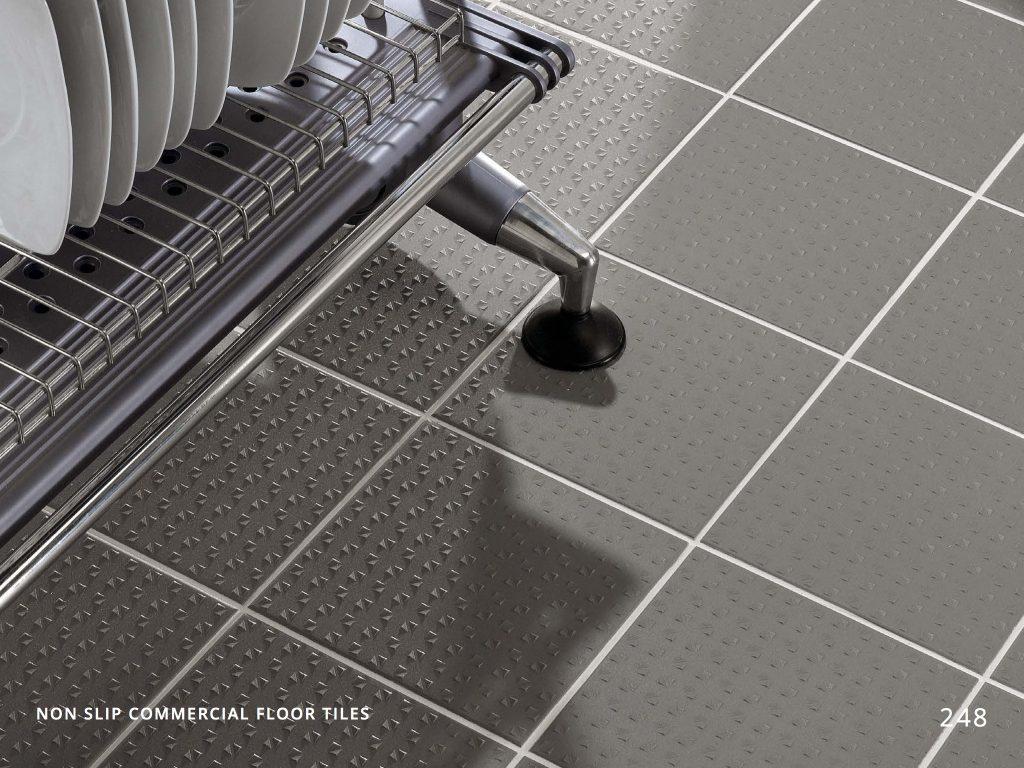 Non Slip Commercial Floor Tiles   H & E Smith Ltd, Hanley