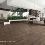WOOD EFFECT PORCELAIN FLOOR TILES