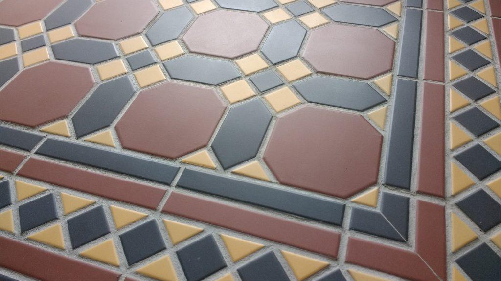 Victorian Hallway Tiles H E Smith Ltd Hanley Stoke On Trent