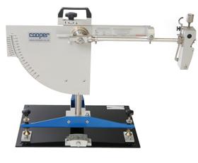 Pendulum Skid Resistance Detector