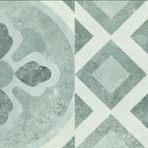 Batiment Grey Decor Porcelain Tile