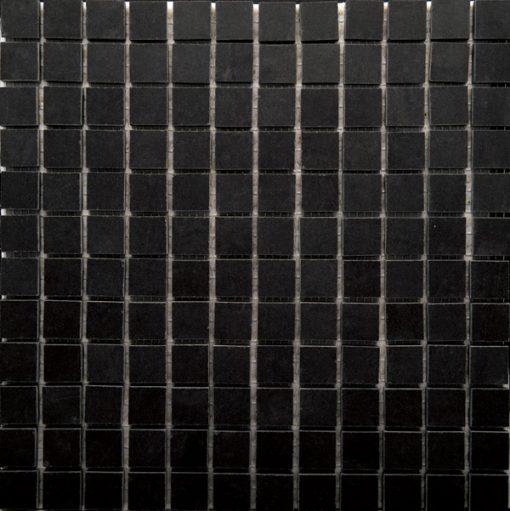 Salon Black Mosaic Tile