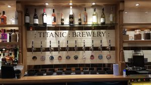 Supply of Tile for Titanic Brewery