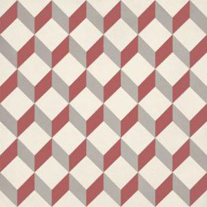Calais Cube Berry Tile