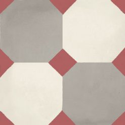 Calais Octagon Berry Tile