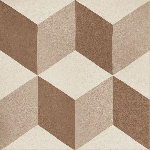 Sorbonne Cube Brown Single