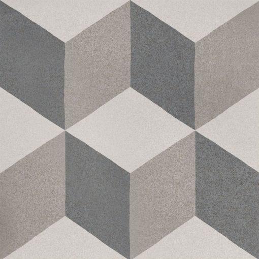 Sorbonne Cube Grey Single